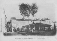 CPA-Auvillar-Halle-33