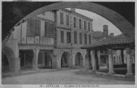 CPA-Auvillar-Halle-35