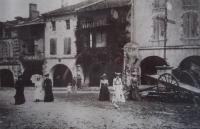 CPA-Auvillar-village-20