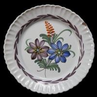 assiette-fleurs-bleues-manganese-marli-larmes