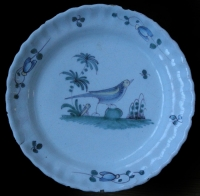 assiette-oiseau-deux-palmiers