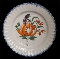 assiette-tulipe-perroquet